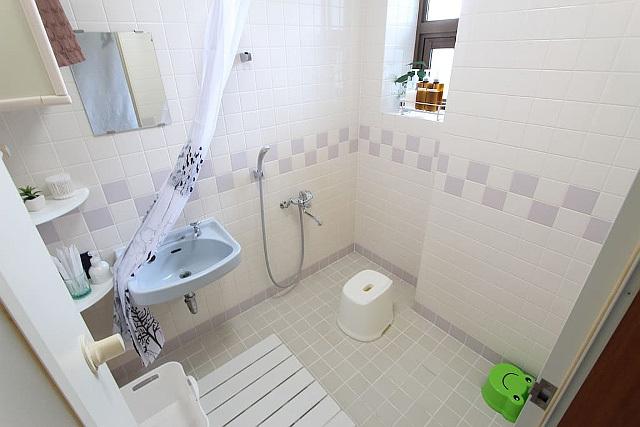 浴室トイレ施工後2
