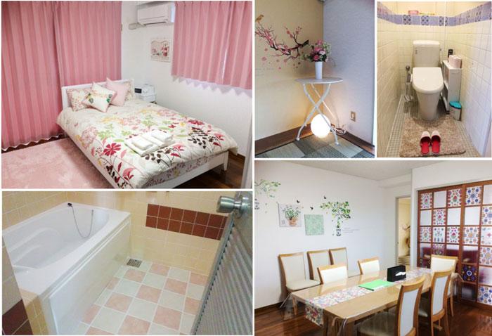 宜野湾市「Angel House」まるまる貸し切りAPをリノベーション!